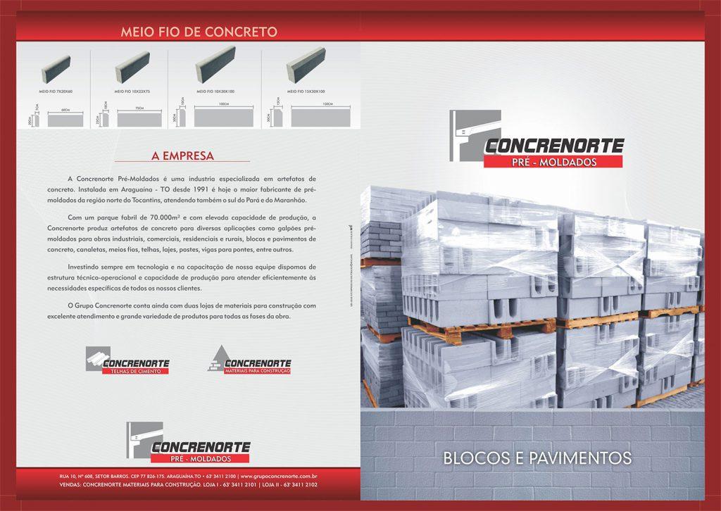 blocos de concreto concrenorte pre moldados