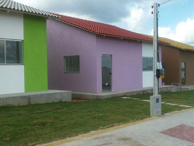 Casas Jardim Bougainville Concrenorte Pré-Moldados