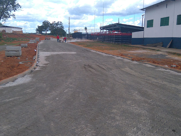 Pavimentação Minerva Concrenorte Pré-Moldados