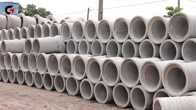 Manilhas de Concreto concrenorte pre moldados