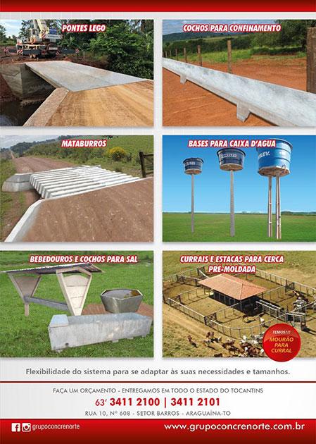 concreto para fazenda concrenorte pré-moldados