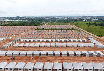 Concrenorte pre moldados e construtora araguaína
