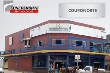 CouroNorte Concrenorte Pré-Moldados