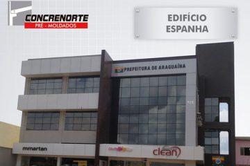 Edifício Espanha Concrenote Pré-Moldados