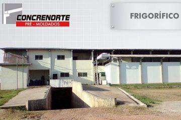 Frigorifico Concrenorte Pré-Moldados