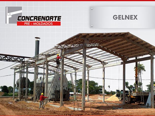 Gelnex Concrenorte Pré-Moldados