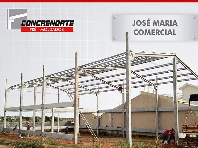 José Maria Concrenorte Pré-Moldados