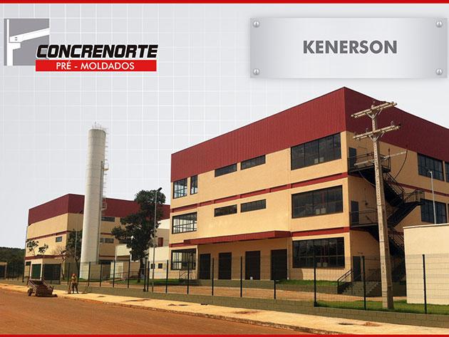 Kenerson Concrenorte Pré-Moldados