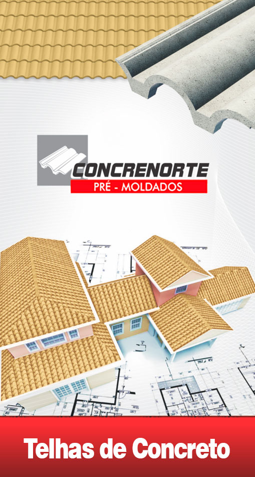 Churrasqueira de Concreto - Concrenorte