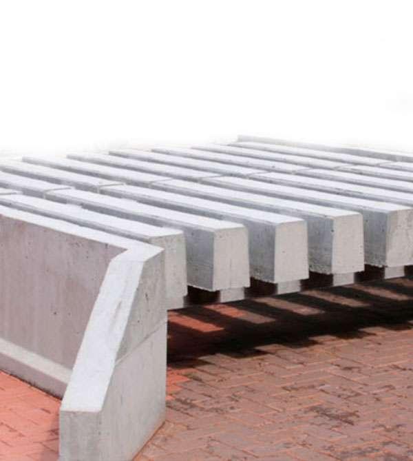 Modelo Churrasqueira de Concreto - Concrenorte