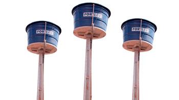 bbcf0f31e Como calcular o peso ideal da caixa d água para sua base de concreto - C