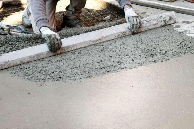 historia do concreto