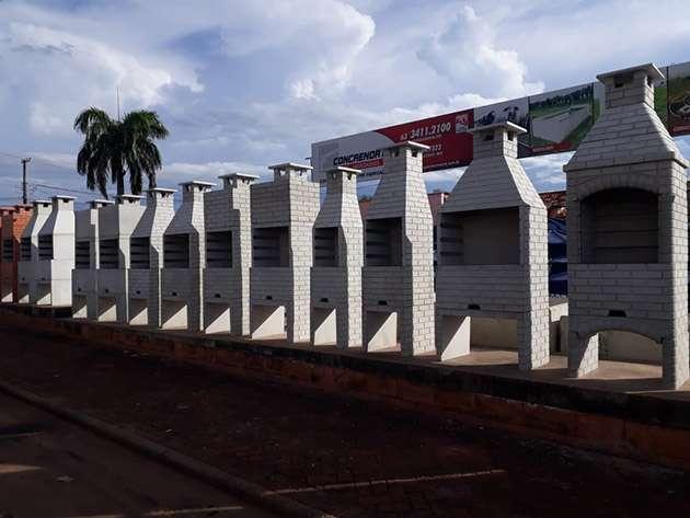 Fábrica de churrasqueiras no Tocantins - Concrenorte Pré - Moldados
